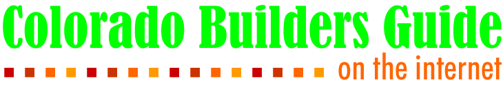 Colorado Builders Guide