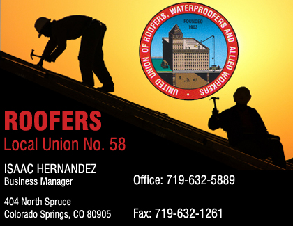Affiliated Local Unions Full List Colorado Builders Guide